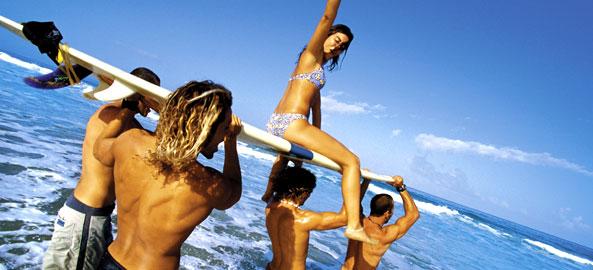 Windsurfing i kite Brazylia