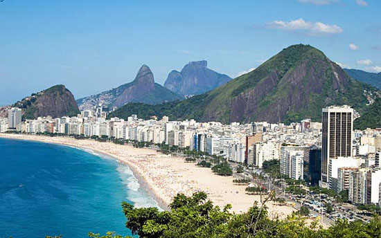 Brazylia Argentyna Urugwaj U0026gt U0026gt Wycieczki Objazdowe Z
